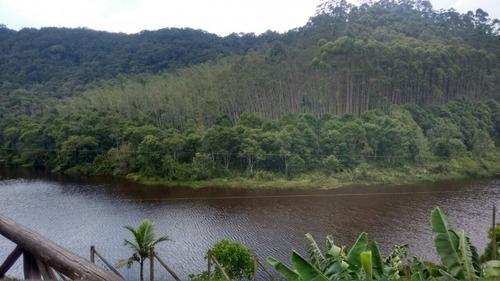 Fazenda Com Lago E Gigante Natural - Em Paraibuna - 680