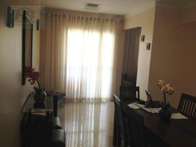 Apartamento Residencial À Venda, Bela Vista, Osasco. - Ap1962