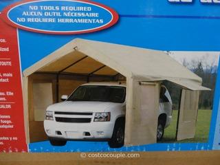 Carpa Toldo Con Armazon De Acero 3m X 6m Autos - Camionetas