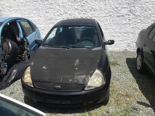 (18) Sucata Ford Ka Gl 1.0 2005 8v ( Retirada Peças)