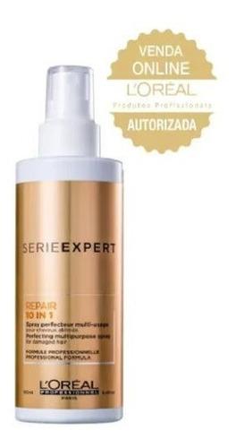 Imagem 1 de 2 de Spray Com Proteção Térmica Capilar Absolut Repair 10 In 1
