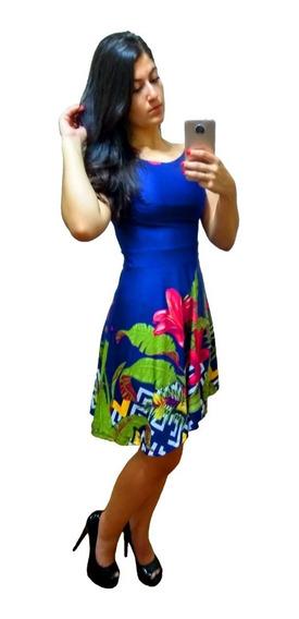 Vestido Boneca Princesa Moda Evangélica 2323