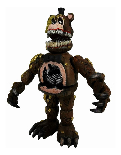 Five Nights At Freddys Figura Nightmare Freddy Twisted One D