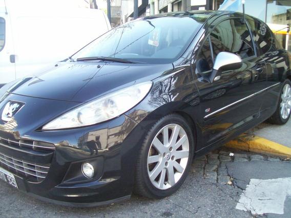Peugeot 207 1.6 Gti 156cv 2ptas