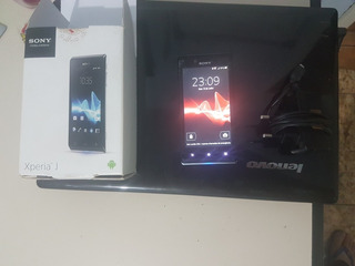 Celular Sony Xperia J