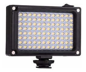 Iluminador 96 Led Para Filmagens Câmera Dslr