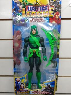 Liga De La Justicia Muñecos !!