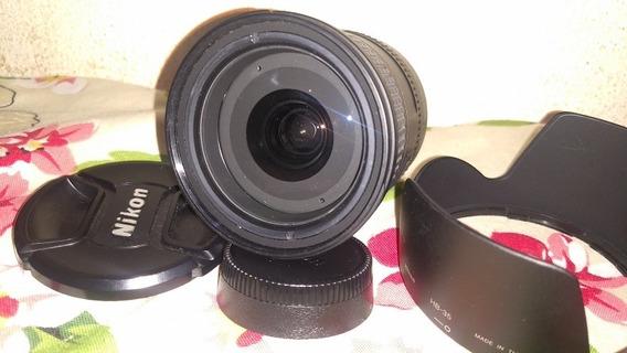 Lente Afs18-200 Vr Nikon Como Nova Excelente Estado De Conse