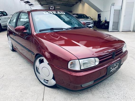 Volkswagen Gol Turbo 1997 300 Cv
