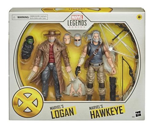 Boneco Marvel Legends X-men Anv 8