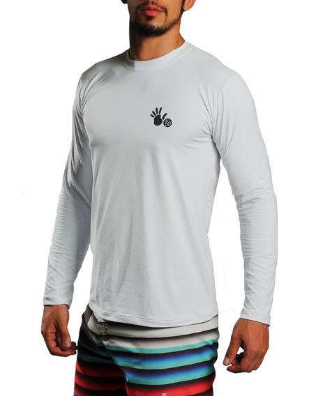 Kit 50 Camisa Proteção Uv 50+ Personalizada Com Sua Logo