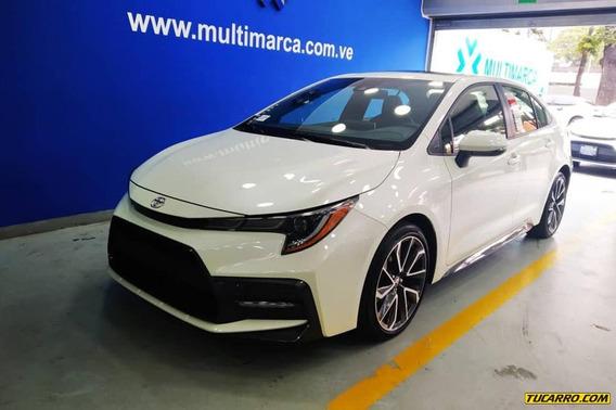 Toyota Corolla Xse-multmarca