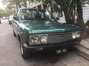 Fiat 132 Injecc Elect 1981 Coleccion Retaurar