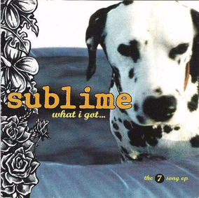 Sublime - What I Got - Cd - Importado Usa