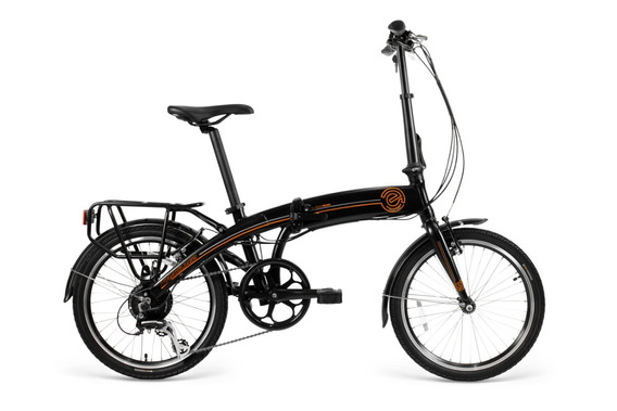 Bicicleta Plegable Eléctrica Mercurio R20