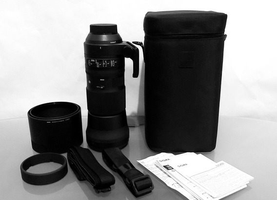 Lente Sigma 150-600 Mm F5-6.3 Dg Os Hsm (for Nikon / New)