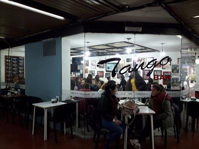 Bar Universidad Del Salvador Facultad Psicologia