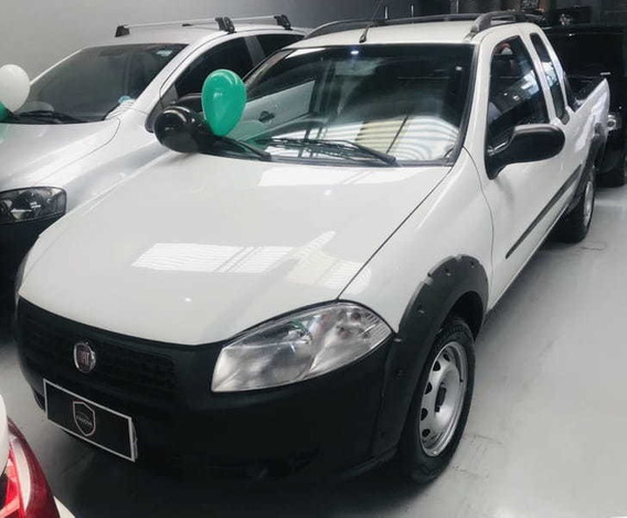 Fiat Strada 1.4 Mpi Hard Working Ce 8v Flex 2p Manual 2