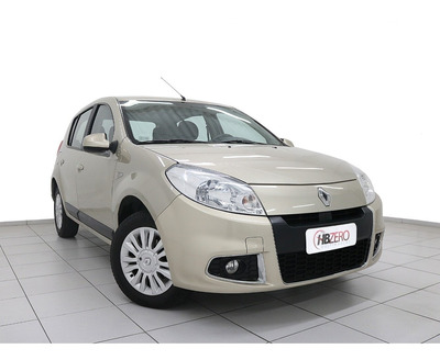 Renault Sandero 1.6 Privilege Aut 16v 2012