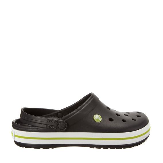 Crocs Crocband 11016 Onyx - Volt Green (1006)