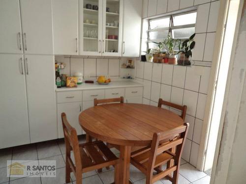 Imagem 1 de 14 de Sobrado Com 3 Dormitórios À Venda, 120 M² - Parque Jabaquara - São Paulo/sp - So0841