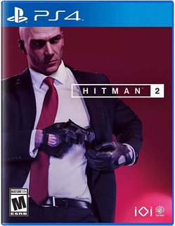 Hitman 2 Ps4 Físico Sellado Envio Gratis Jazz Pc