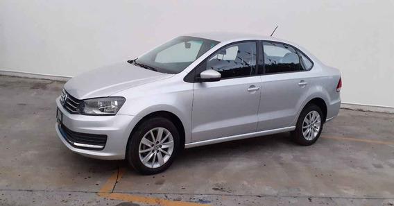 Volkswagen Vento 2018 4 Pts. Comfortline Tiptronic