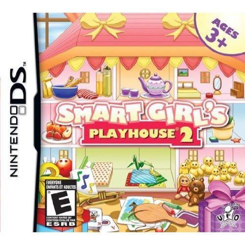 Imagen 1 de 9 de Juego Nintendo Ds 3ds Smart Girls 2- Refurbished Fisico