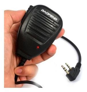 Microfono Parlante Baofeng Kenwood Pera Puxing / Ekipofertas
