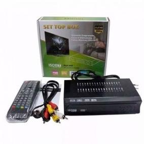 Conversor Tv Digital Full Hd Função Gravador - Preço Baixo
