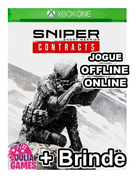 Sniper Ghost Warrior Contracts Xbox One Digital + Brinde