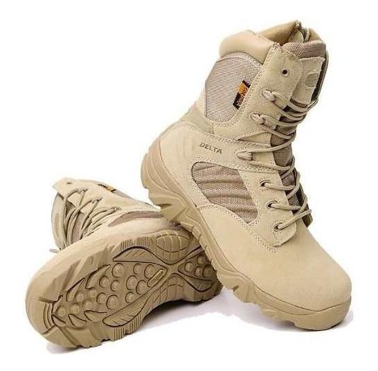 Zapatos Botas Hombre Original Delta Militares Y Caza - Lito