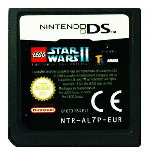 Lego Star Wars Ii 2 En Español Nds - Nintendo Ds 2ds & 3ds