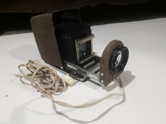 Projetor Antigo Minolta Mini 44 Raridade