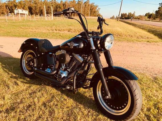 Harley Davidson Fat Boy Lo