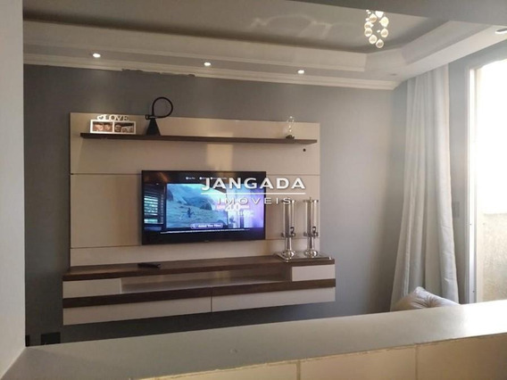 Apartamento 02 Dormitorios E 01 Vaga - Quitauna - 11625l
