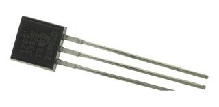 Regulador Baja Caída Ldo Mcp1700-3302e To92 Mcp1700 3.3v