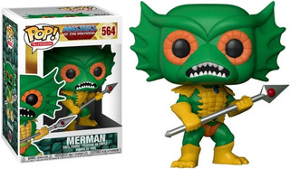 Funko Pop Merman Chase Masters Of The Universe