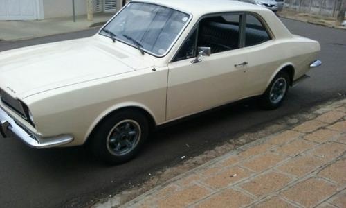 Ford Corcel 1deluxo  1974 Reliquia Carro Integro Muito Novo