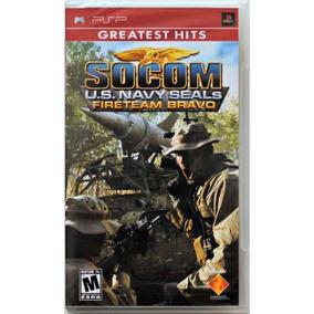 Socom U.s. Navy Seals Fireteam Bra Greatest Hits Psp Lacrado