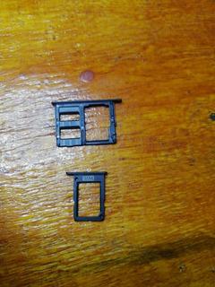 Combo De Bandejas Originales Samsung J4 Core J410g 100% Func