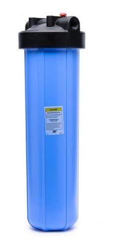 Filtro Antisarro Big Blue Gran Caudal Con Polifosfato Siliph