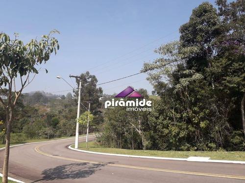 Terreno À Venda, 1682 M² Por R$ 170.000,00 - Reserva Fazenda São Francisco - Jambeiro/sp - Te1404