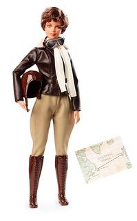 Barbie Inspiring Women Amelia Earhart Doll