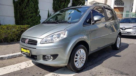 Fiat Idea Attractive 1.4 8v Flex Completo 2013 Cinza