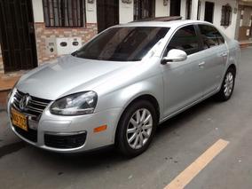 Volkswagen Bora Exclusive 2.5 Gl, 2008 Gris Plata, 4 Puertas