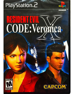 Resident Evil Code Veronica X Nuevo Ps2 - Playstation 2
