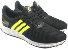 Tenis Masculino Esportes Corrida Running Confortável R02