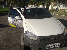 Fiat Strada 1.4 Freedom Cab. Dupla Flex 3p 2019
