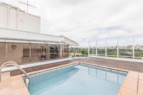 Imagem 1 de 15 de Cobertura - Jardim Paulista - Ref: 8847 - V-24449